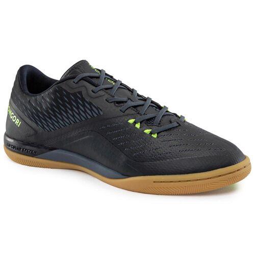 PONGORI Tischtennisschuhe TTS 900 schwarz BLAU GELB GRAU