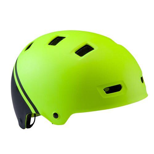 BTWIN Fahrradhelm 520 Teen neon