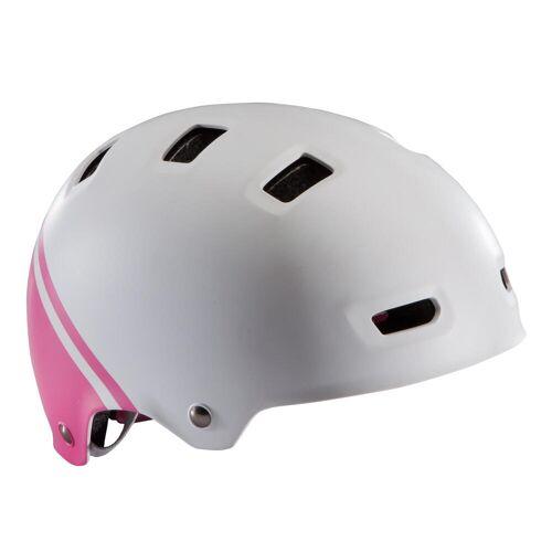 BTWIN Fahrradhelm 520 Teen rosa