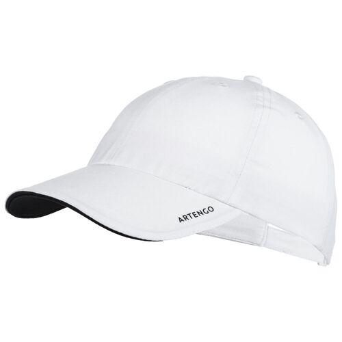 ARTENGO Tennis-Cap Kinder Artengo TC 100 weiß