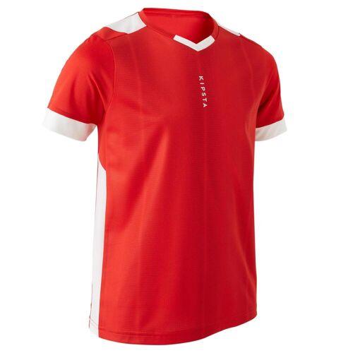 KIPSTA Fußballtrikot F500 Kinder rot