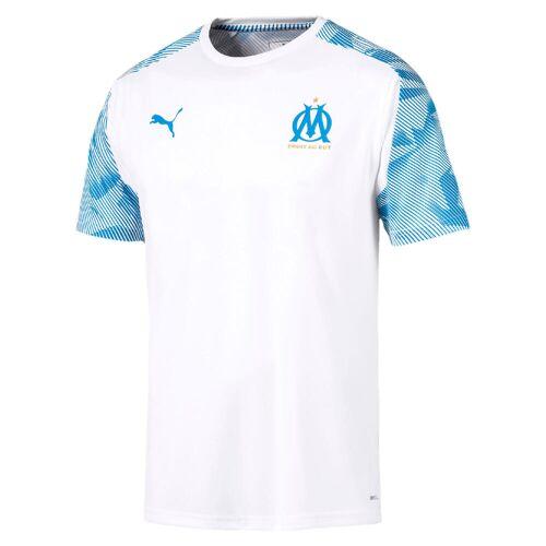Puma Fussballtrikot Training Olympique Marseille 19/20 Kinder