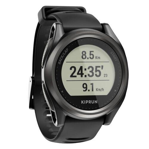 KIPRUN GPS-Pulsuhr Messung am Handgelenk Kiprun 550 schwarz