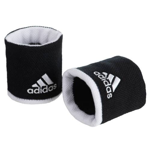 Adidas Schweißarmband Adidas Tennis schwarz