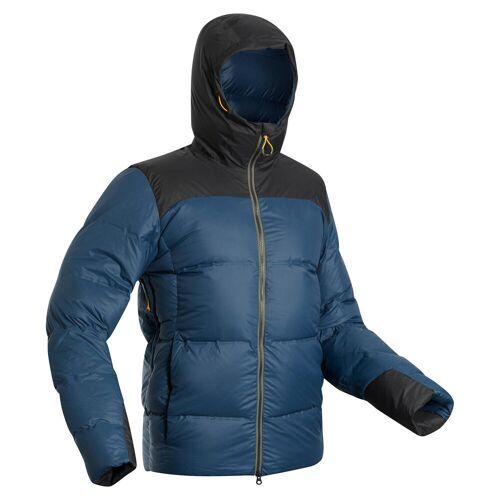 FORCLAZ Daunenjacke Trek 900 Komforttemperatur -18°C Herren blau