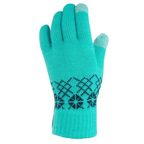 Quechua Handschuhe Strick MH100 Kinder