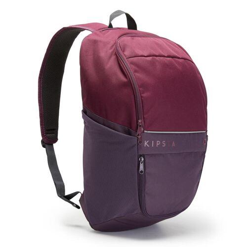 KIPSTA Rucksack Essentiel 25 Liter violett VIOLETT