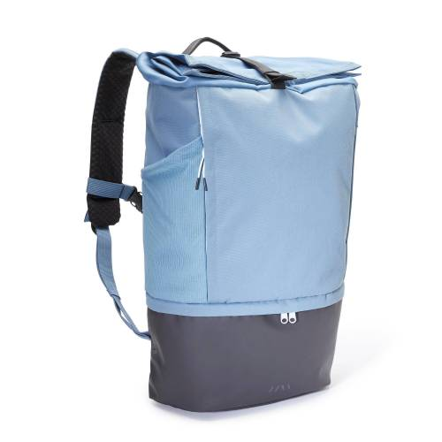 KIPSTA Rucksack Intensive 35 Liter blau BLAU/GRAU/SCHWARZ
