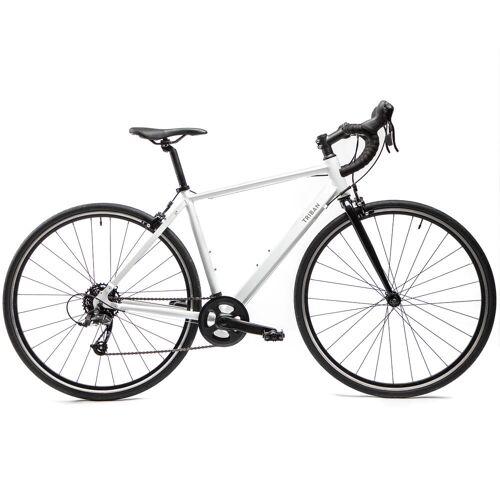 TRIBAN Rennrad Damen Triban Easy weiß WEIß