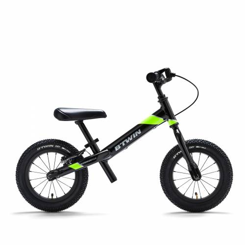 BTWIN 12 Zoll Laufrad Run Ride 900 MTB schwarz/gelb
