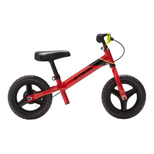 BTWIN Laufrad Run Ride 520 MTB 10 Zoll Kinder rot
