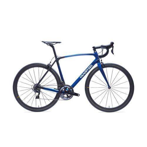 VAN RYSEL Rennrad Ultra RCR 940 CF DURA ACE blau BLAU