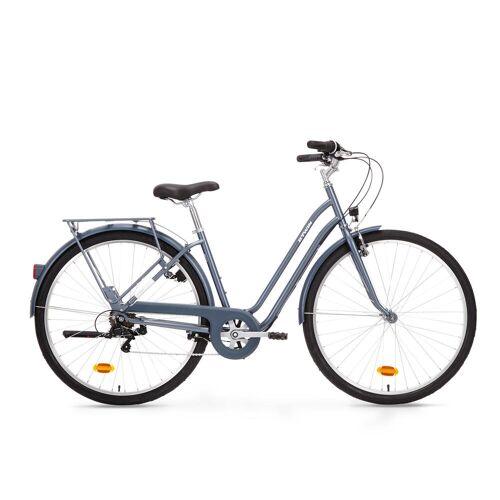 ELOPS City Bike 28 Zoll Elops 120 LF Damen blau BLAU/GRAU