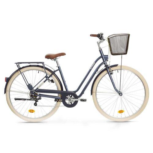 ELOPS City Bike 28 Zoll Elops 520 LF Damen blau BLAU