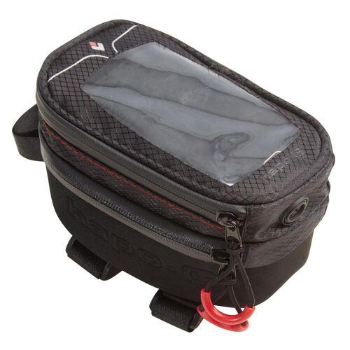 HAPO-G Tasche für Fahrradrahmen EINHEITSFARBE
