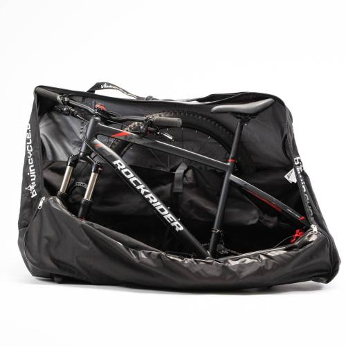 BTWIN Fahrrad-Transporttasche für 1 Rad