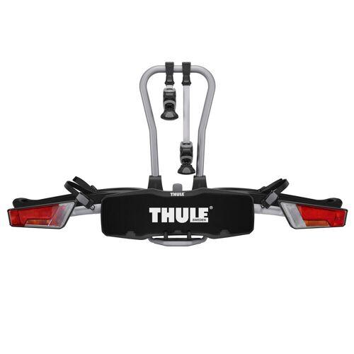 Thule Fahrradträger Heckträger Thule Easyfold 931 2 Fahrräder 13-polig EINHEITSFARBE