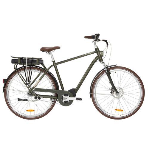 ELOPS E-Bike City Bike 28 Zoll Elops 920E HF Herren Brose Drive T grün BEIGE/GRÜN