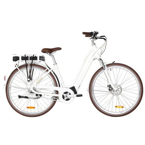 ELOPS E-Bike City Bike 28 Zoll Elops 920E LF Damen Brose Drive T weiß BEIGE/WEIß