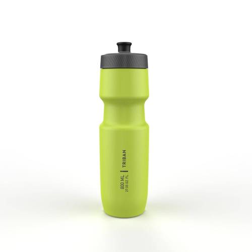 TRIBAN Trinkflasche Fahrrad SoftFlow L 800 ml gelb