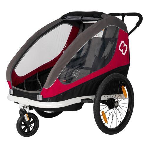 Hamax Kinder-Fahrradanhänger / Jogger Hamax Ixplorer