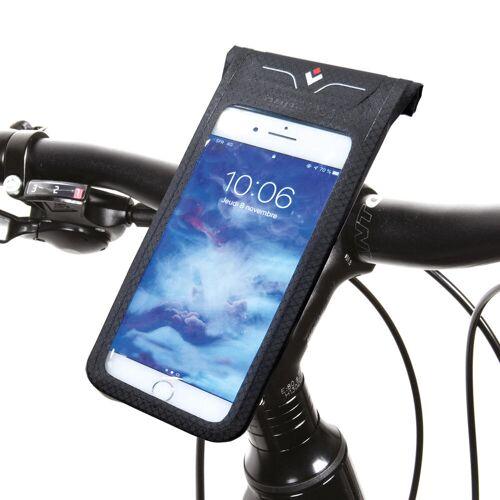 HAPO-G Smartphone-Halterung Fahrrad wetterfest