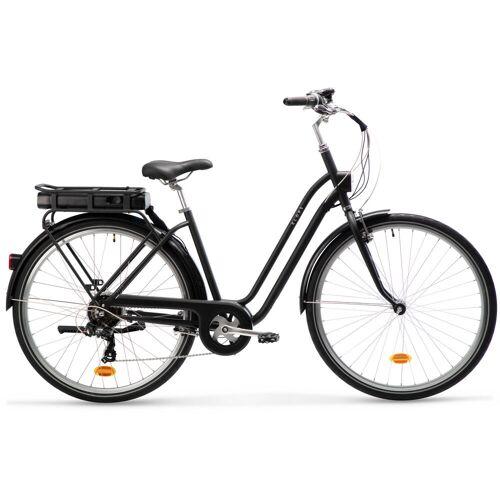 ELOPS E-Bike City Bike 28 Zoll Elops 120 E schwarz