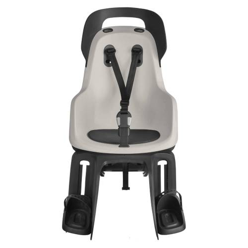 BOBIKE Fahrrad-Kindersitz BOBIKE Go MAXI Vanilla Gepäckträgermontage