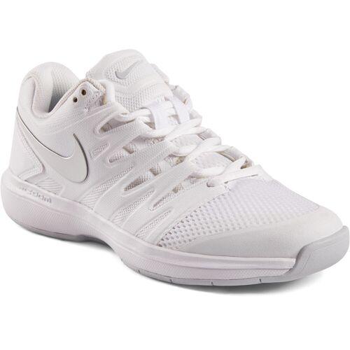 Nike Tennisschuhe Zoom Prestige Indoor Damen weiß