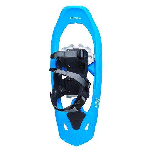 QUECHUA Schneeschuhe SH100 blau