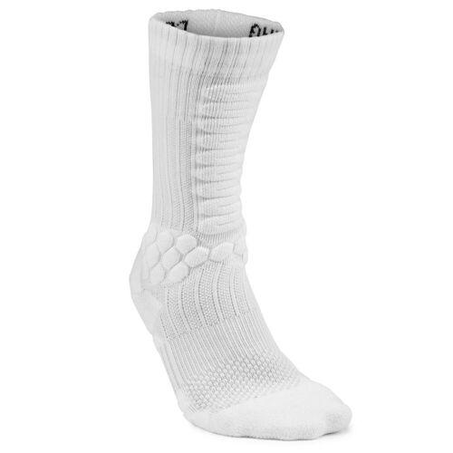 OXELO Skatesocken Socks 500 Mid weiß