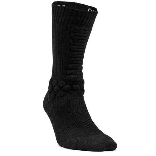 OXELO Skatesocken Socks 500 Mid schwarz