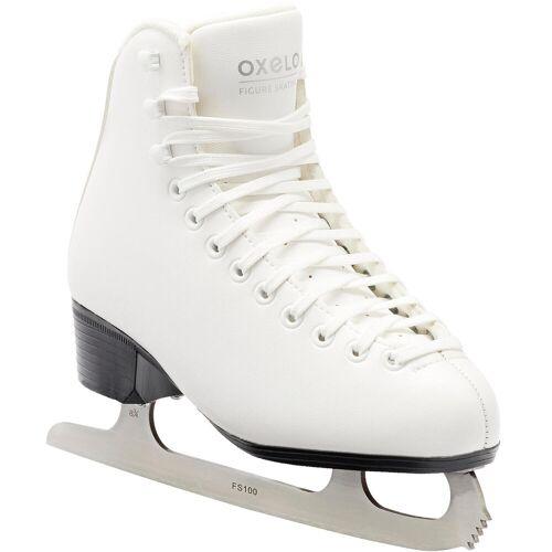Oxelo Eiskunstlauf-Schlittschuhe FS100