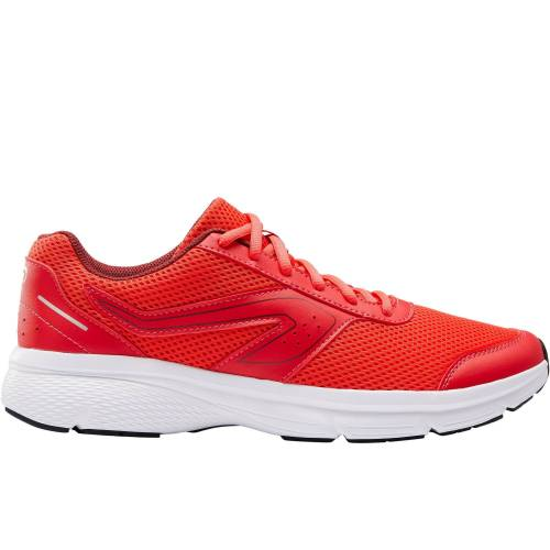KALENJI Laufschuhe Run Cushion Herren rot