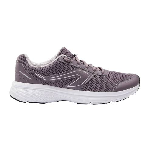KALENJI Laufschuhe Run Cushion Damen grau