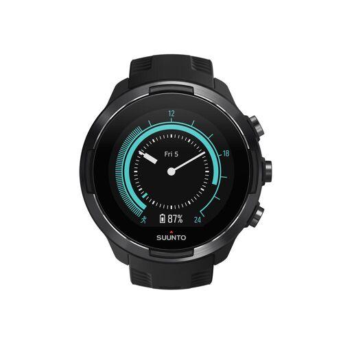 Suunto GPS-Multisportuhr Pulsuhr Suunto 9 Baro Black