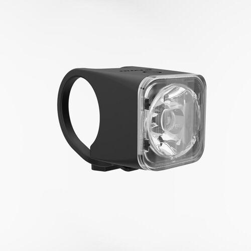 ELOPS Fahrradbeleuchtung Frontlicht FL 500 LED USB 10 Lux schwarz