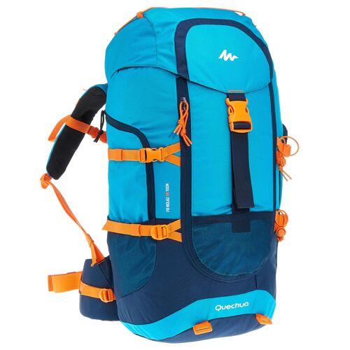 QUECHUA Wanderrucksack MH500 Kinder 40 Liter blau
