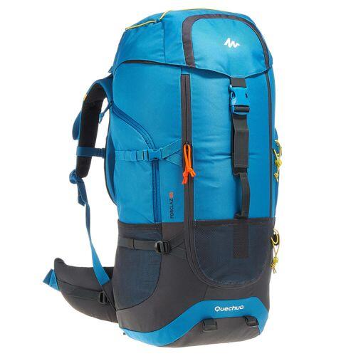 FORCLAZ Backpacking Rucksack Forclaz 60 Liter blau