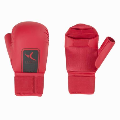 Domyos Handschuhe Faust Karate rot