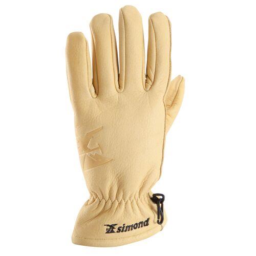 Simond Bergsteiger-Handschuhe Leder