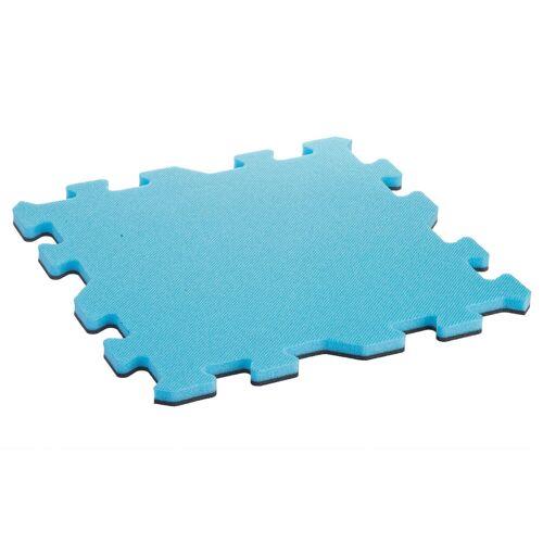 Domyos Puzzlematte 500 Babyturnen blau BLAU/GRAU