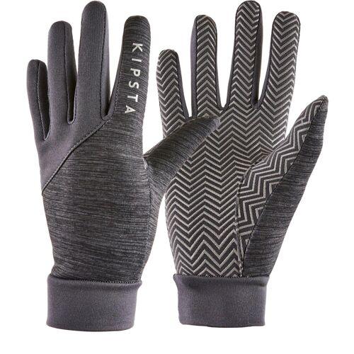 KIPSTA Handschuhe Keepdry 500 Kinder grau