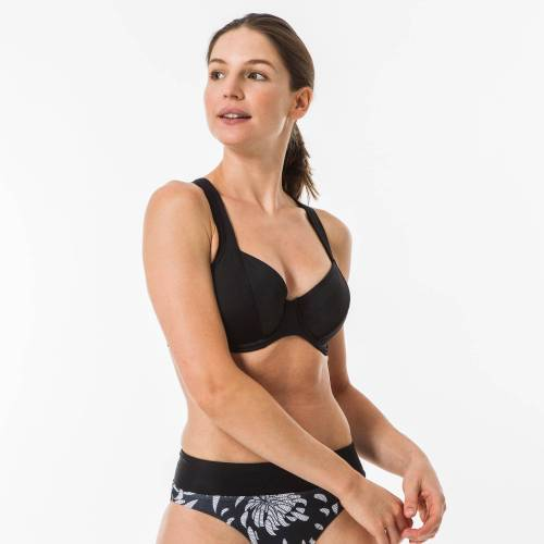 OLAIAN Bikini-Oberteil Minimizer Eden mit Bügel Damen schwarz