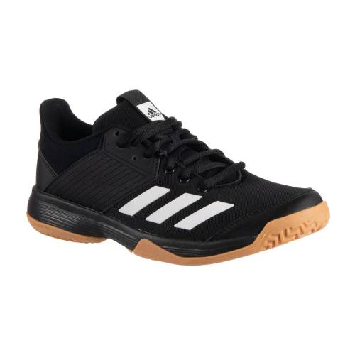 Adidas Badmintonschuhe Hallenschuhe Ligra 6 Damen schwarz