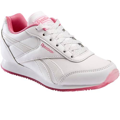 Reebok Walkingschuhe Royal Schnürsenkel Kinder rosa