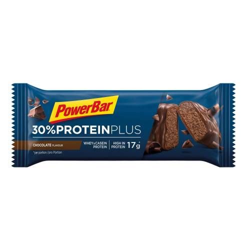 Powerbar Proteinriegel Eiweißriegel Protein Plus 30% Schoko 55g