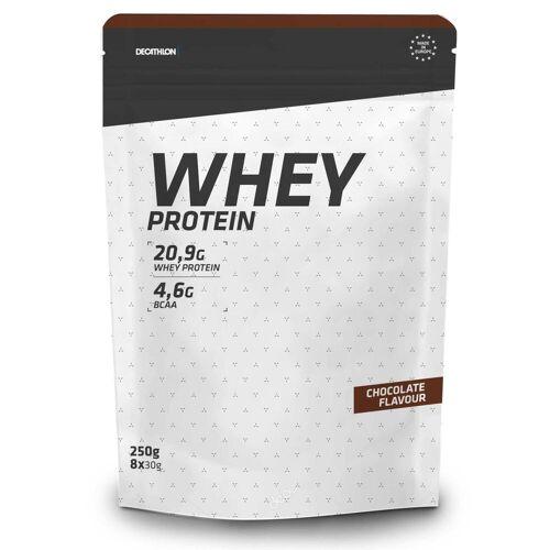 Domyos Proteinpulver Eiweißpulver Whey Schoko 250g