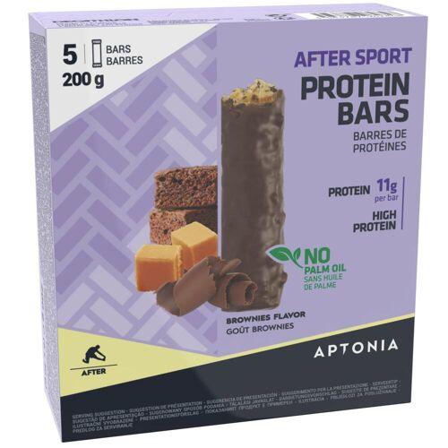 Aptonia Proteinriegel Eiweißriegel AFTER SPORT Brownies 5×40g