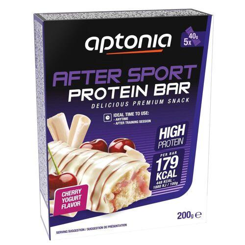 Aptonia Proteinriegel Eiweißriegel After Sport Kirsche/Joghurt 5 × 40g